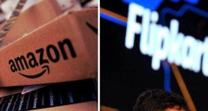 Amazon - Flipkart