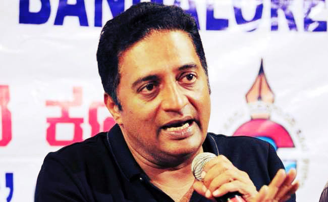 Actor Prakash Raj Will Be Contesting An Independent From Banguluru