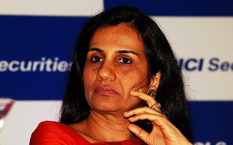 CBI Files Case Against former ICICI Bank Chief Chanda Kochhar
