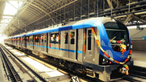 Chennai Metro Coaches to Be Built In India Mid