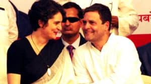 Congress Leader Rahul Gandhi Names Popular Sister Priyanka to Party Post