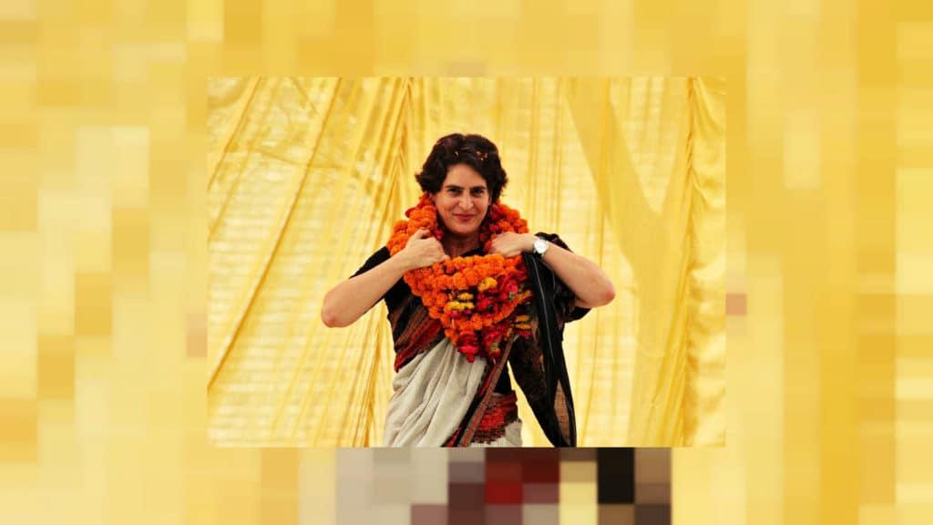 Congress Leader Rahul Gandhi Names Popular Sister Priyanka to Party Post Dp