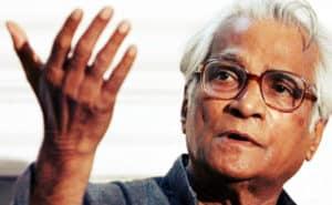 Former Defence Minister George Fernandes Death mid