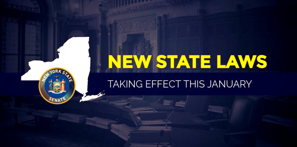 Introduction of New Laws in New York Dp