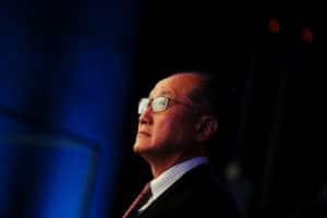 Jim Yong Kim Announces Resignation as World Bank President Dp