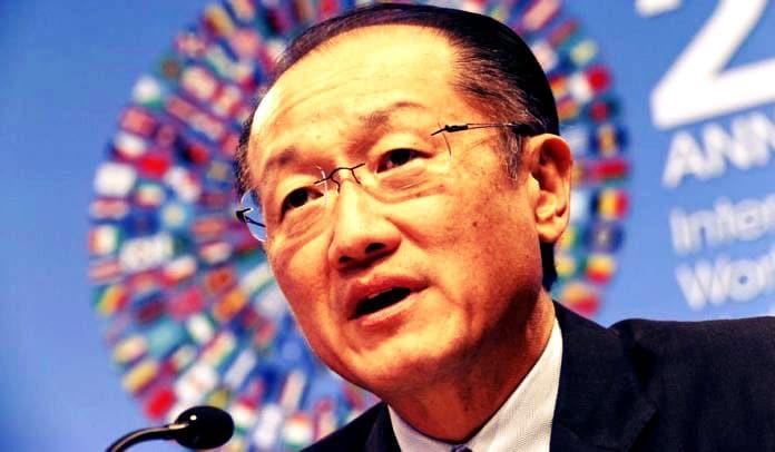 Jim Yong Kim Announces Resignation as World Bank President