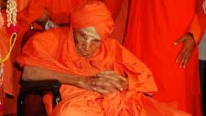 Karnataka's Seer Shivakumara Swami Dies At 111; 3-Day Mourning Declared Mid