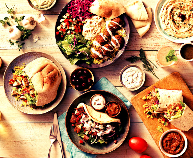 Mediterranean Cuisine DP