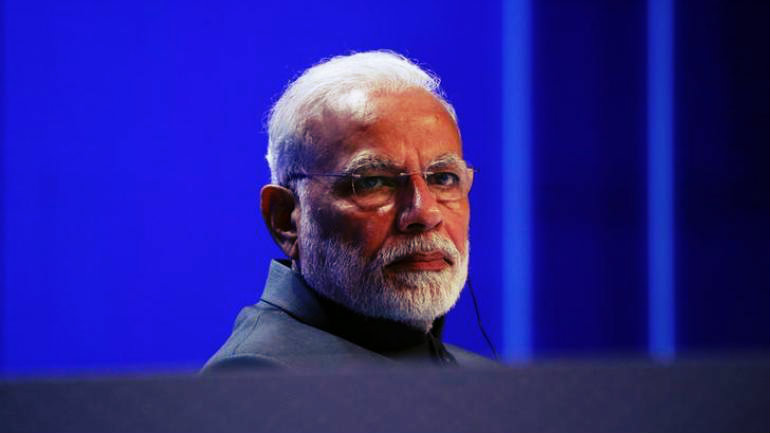 Modi's NDA Likely to Fall Short of Parliament Majority