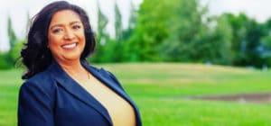 Mona Das from Bihar takes oath as Washington State Senator with Gita in hand Mid