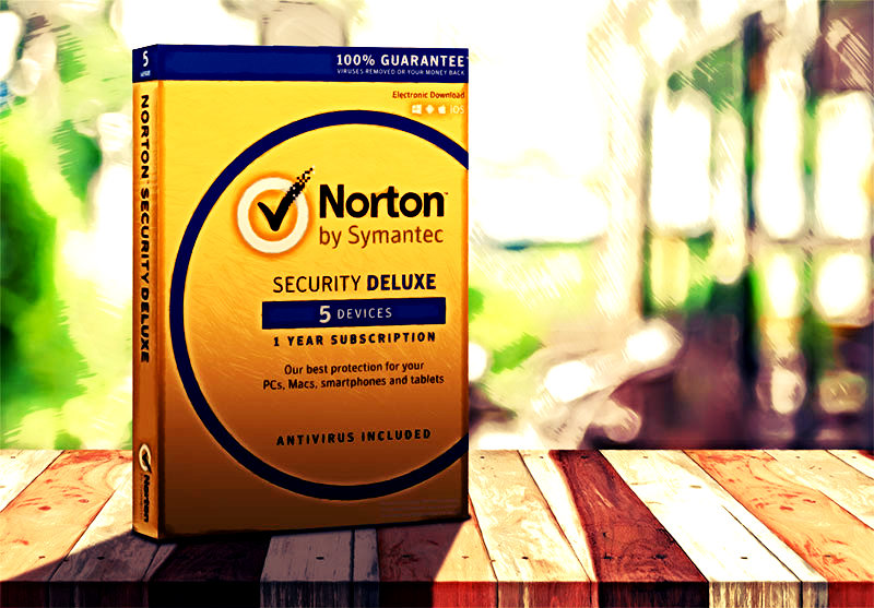 Norton Security Deluxe for Windows