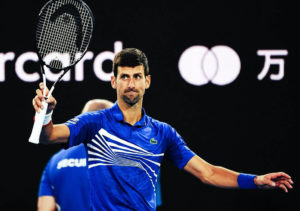 Novak Djokovic beats Medvedev Dp