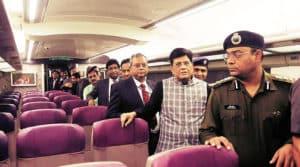 Prime Minister to Soon Flag Off Train 18 on Delhi-Varanasi Route, Says Piyush Goyal Mid