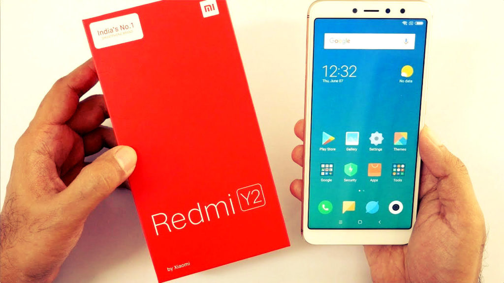 Redmi Y2 Dp