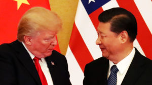 Xi Touts the Power of Cooperation in Letter to Donald Trump Mid