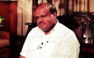 HD Kumaraswamy Mid