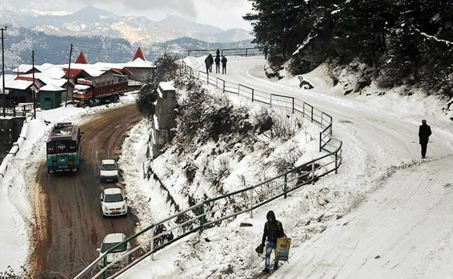 Himachal Pradesh Is Likely To Experience Snowfall Tomorrow