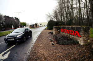 Honda to Shut UK Car Plant in 2022 with the Loss of 3,500 Jobs