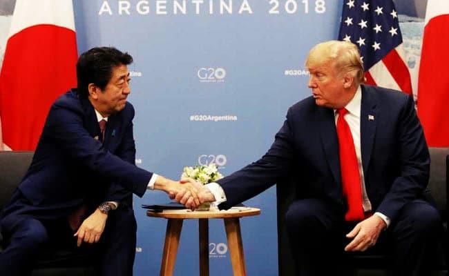 Japan Nominates Donald Trump for Nobel Peace Prize