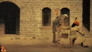 Kesari Trailers - The Color of Valor of a Small Troop, Headed by Akshay Kumar Mid