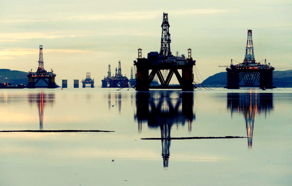 Oil Hovers Near 2019 Highs Amid OPEC Cuts, but Economic Slowdown Weighs