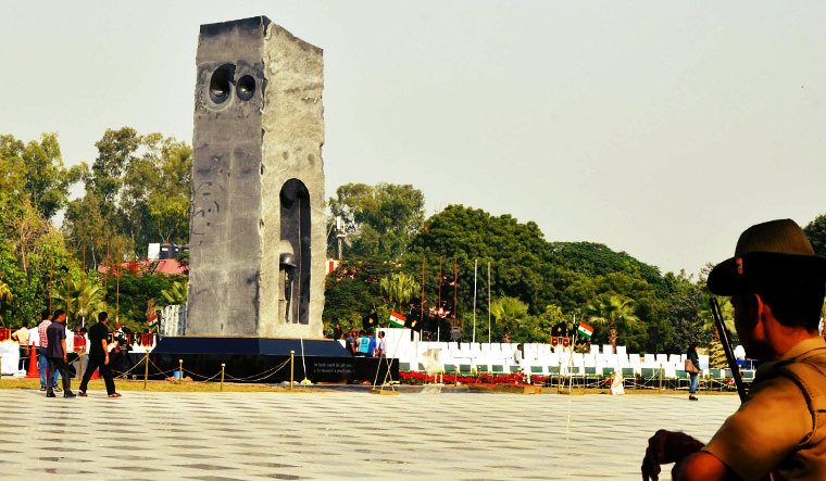 Pm Modi Inaugurated National Memorial in New Delhi