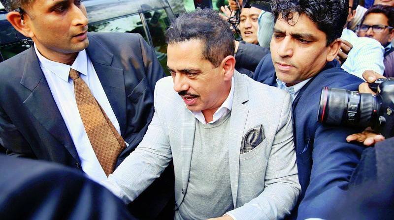 Robert Vadra Said To ED That He Doesn't Have Any Properties in London