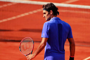 Roger Federer Decides to Play in the Clay in 2019 mid