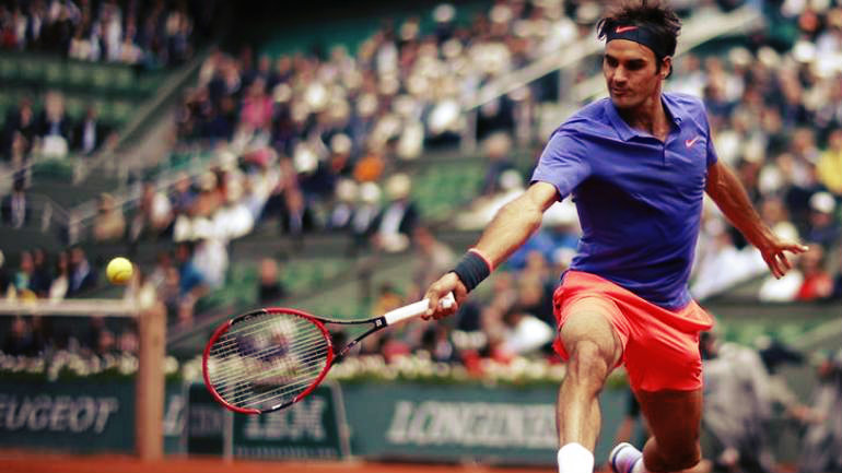 Roger Federer Decides to Play in the Clay in 2019