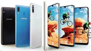 Samsung Galaxy A30, A50