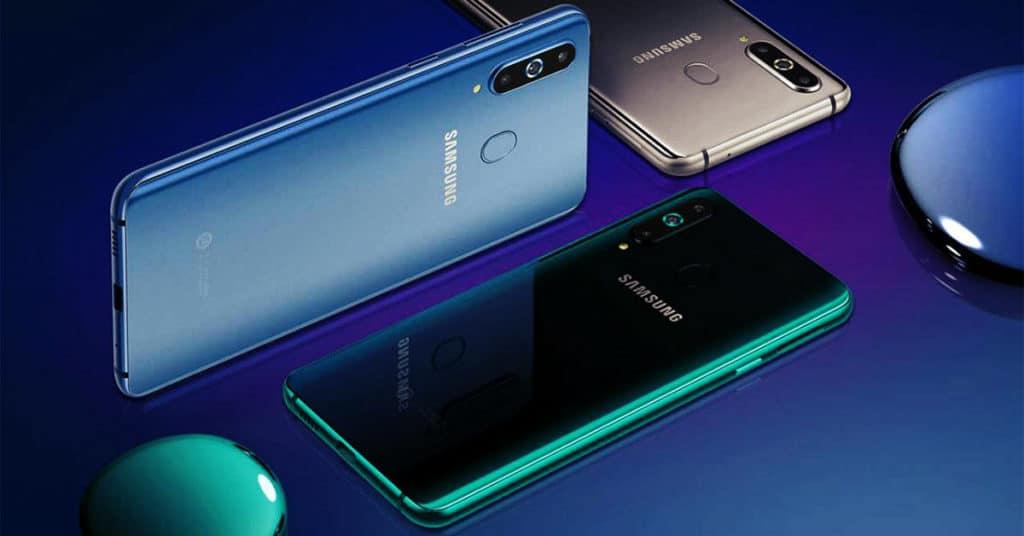 Samsung Galaxy A30, A50 Dp