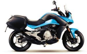CF Moto 250 NK and CF Moto 650 MT