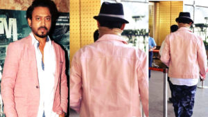 Irrfan Khan Returns Home after Year-Long Cancer Treatment in London mid