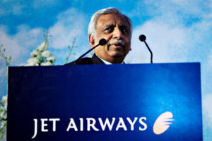 Jet Airways founder Naresh Goyal Resigned, Rs 1,500 crore is Invested to Rescue Airline mid