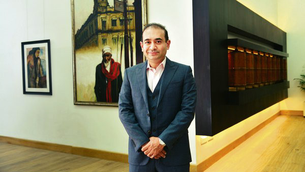 Not a Very Happy Holi for Nirav Modi in UK Jail