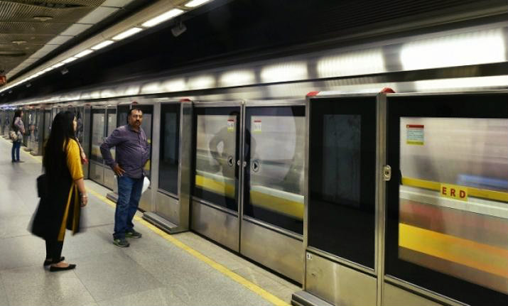 Old Man Was Jumping Off 7th Floor Of Metro Bhavan and Died