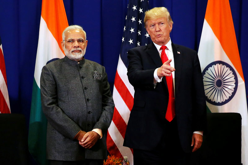 Trump Plans To Scrap Preferential Trade Treatment for India