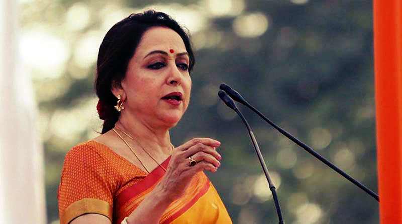 Hema Malini Tells That People Will Not Vote For Her Identity