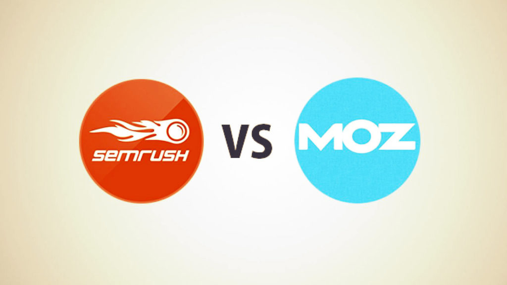 SEMrush Vs Moz