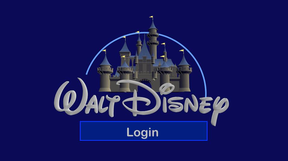 Disney Hub- Login
