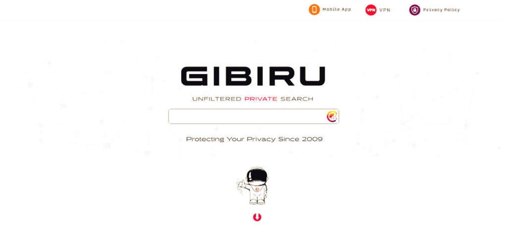 Gibiru for chrome