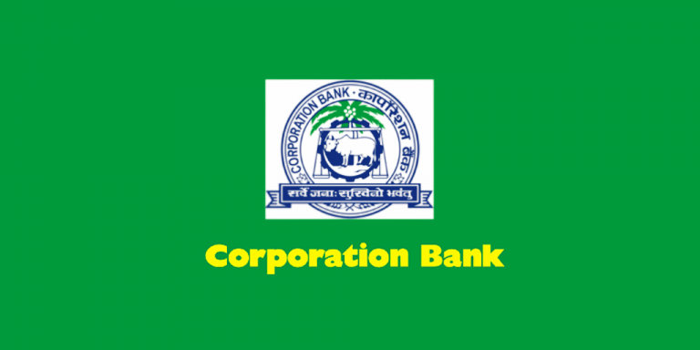 Corporation Bank Missed Call Balance Enquiry Number