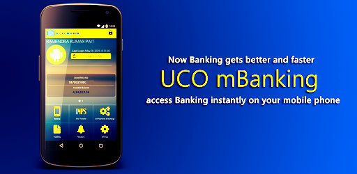 UCO Bank App