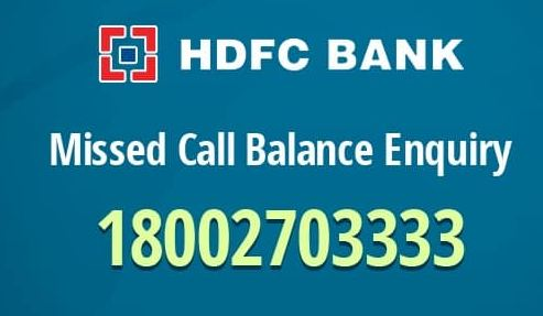 Image result for hdfc bank balance check