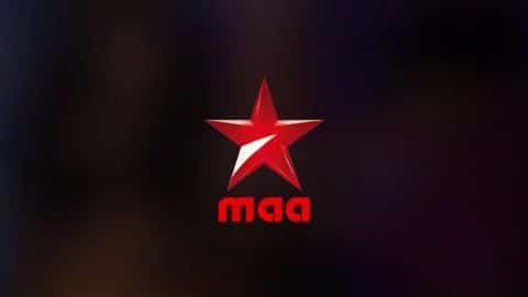Star Maa Schedule