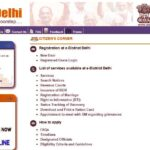 The Procedure Of Logging Into E-district Delhi  And The Must-Knows