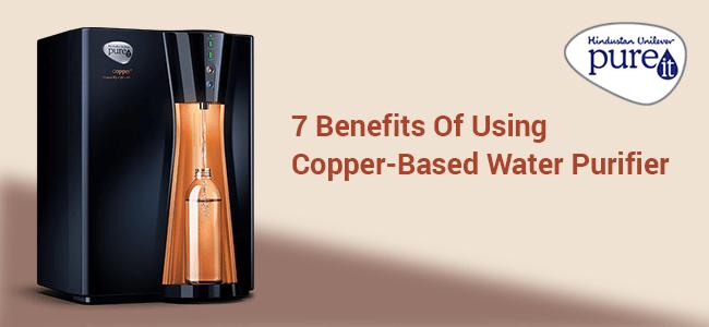 copper ro water purifier