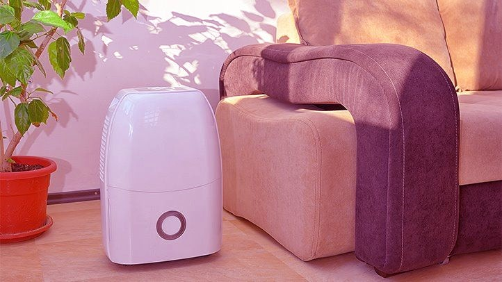 benefits of a dehumidifier